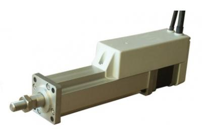Dyadics actuators are compact mechatronic cylinders that feature a motor, encoder, drive & actuator in one integral package