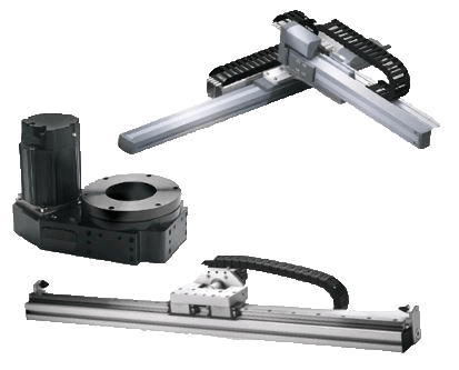 Positioning Systems & Actuators
