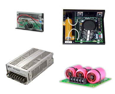 Power Supplies & Accessories